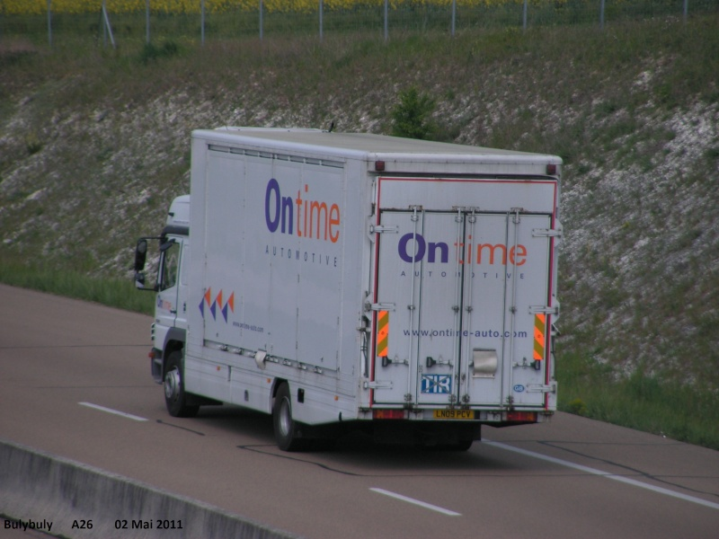 Ontime Automotive  (Chipping Warden) A26_l323
