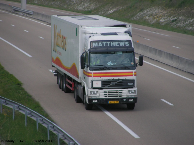 Matthews  (Great Yarmouth) A26_l329