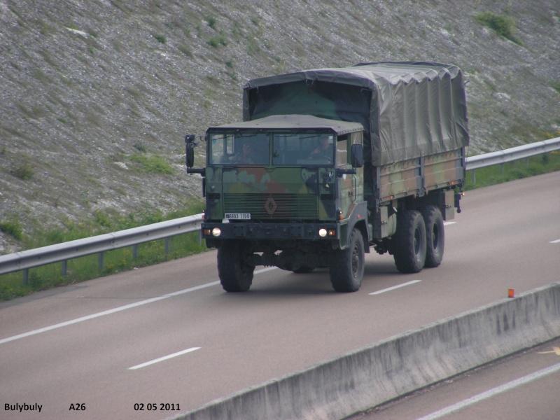 Camions de l'Armée A26_l343