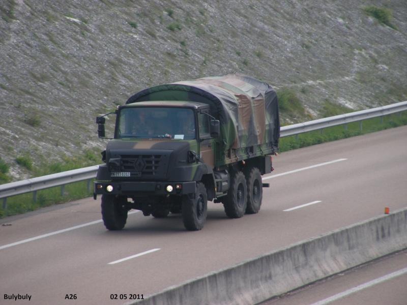 Camions de l'Armée A26_l345