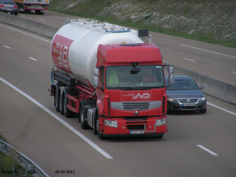 XPO Logistics (anc Dentressangle) (Saint Vallier, 26) A26_l367