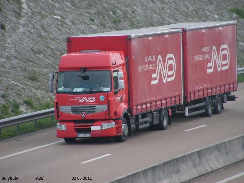 XPO Logistics (anc Dentressangle) (Saint Vallier, 26) A26_l384