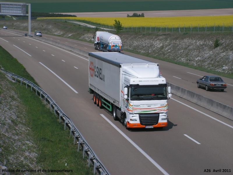 G Snel (Deinze + Ham , Belgique + Weert , Pays Bas) A26_le30