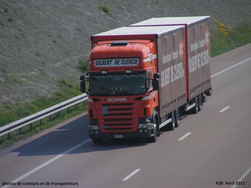 Gilbert De Clercq (Sint Niklaas) A26_le75