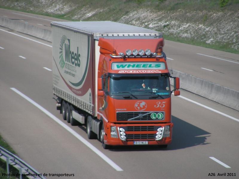 Wheels Spedition Ltd  (Pitesti) A26_le81