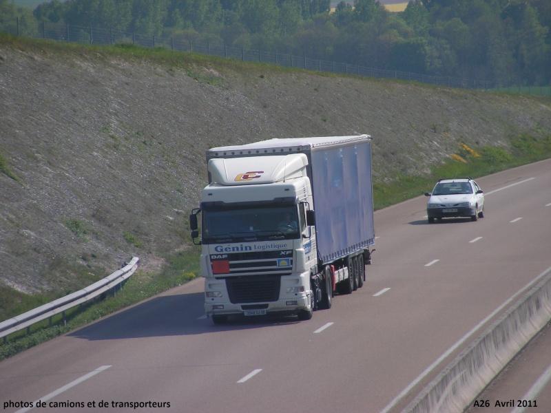 Genin Logistique (Vrigne aux Bois, 08) A26_le93