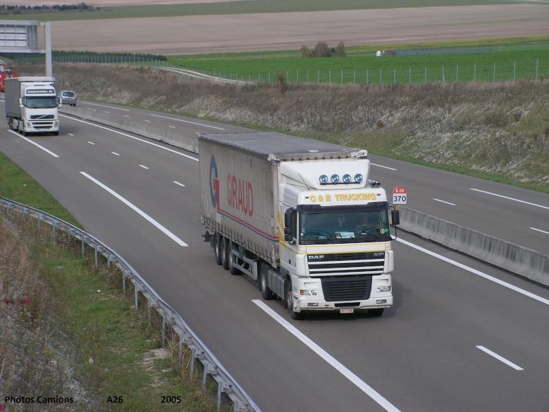 C&E Trucking.(Wetteren) Camio111