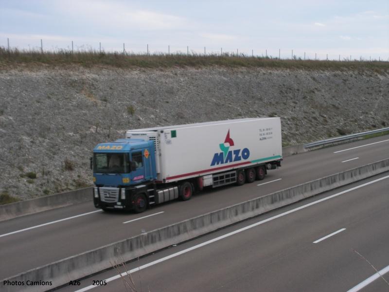 Mazo (Alzira - Valencia) Camio127