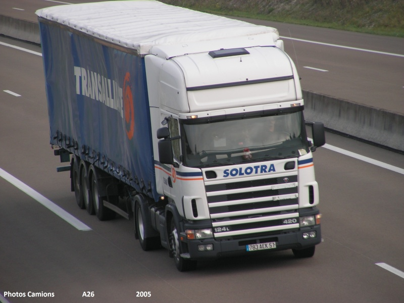 Solotra (Transalliance)(Terville, 57) Camion41