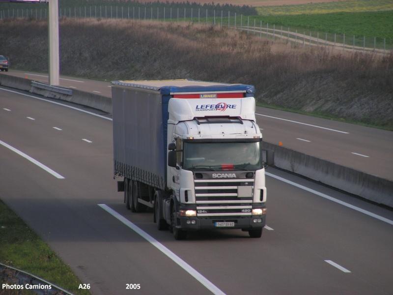 Lefebvre Transports.(Seninghem 62) Camion60