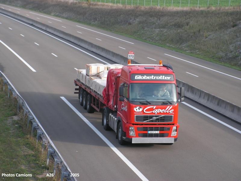 Capelle (Vézénobres) (30) Camion72