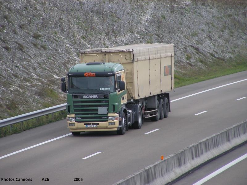 Boulet.(Ouzouer le Marche, 41) Camion94