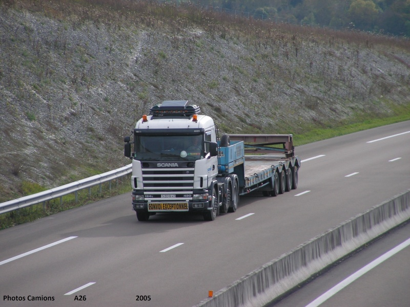 Stex (Chateauneuf sur Loire, 45) Camion96
