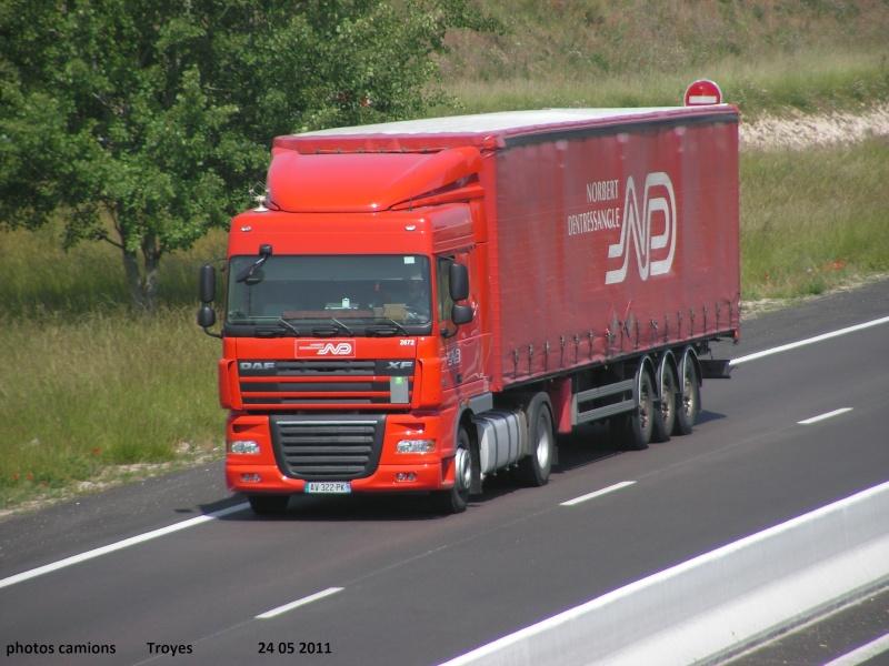 XPO Logistics (anc Dentressangle) (Saint Vallier, 26) - Page 3 Roca1071