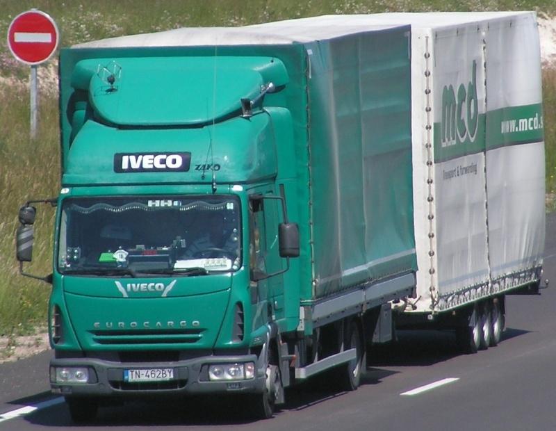 MCD Transport & Forwarding  (Trencin) Roca1176