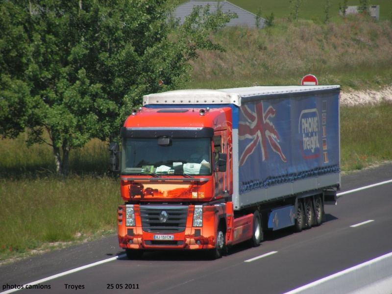 Phone Freight  (Blois, 37) Roca1188