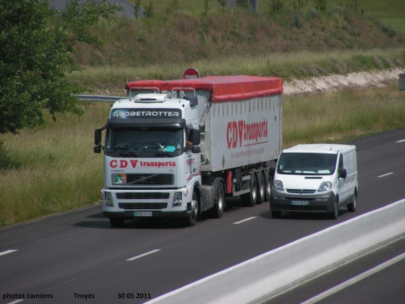 CDV Transports (Argenvieres, 18) Roca1217