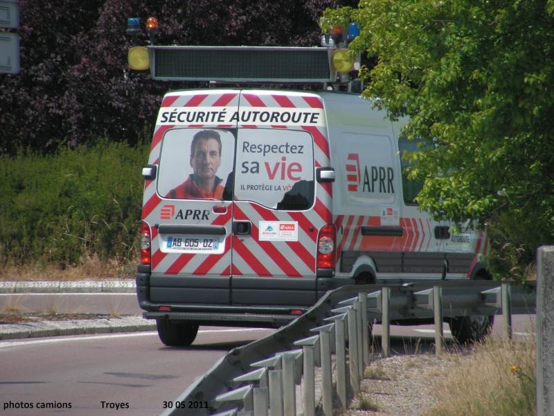 Les services des autoroutes. Roca1269