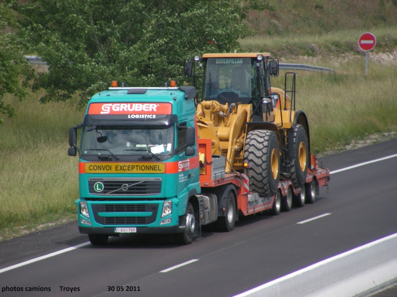 Gruber Logistics (Padova) Roca1301
