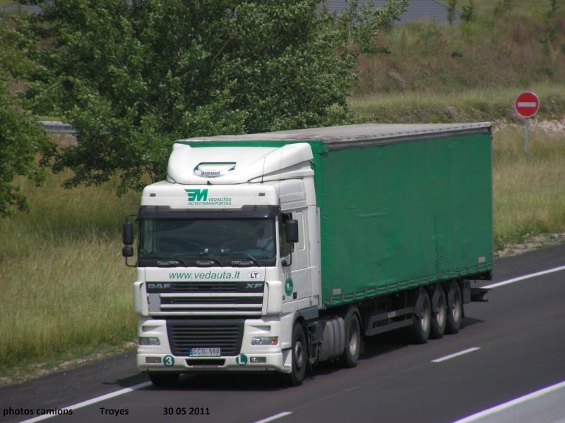 Vedautos Autotransportas (Jonava) Roca1303