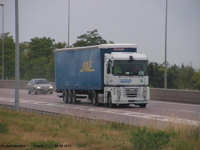 Ste Transports Machet (Saint Nicolas 62) Roca1345