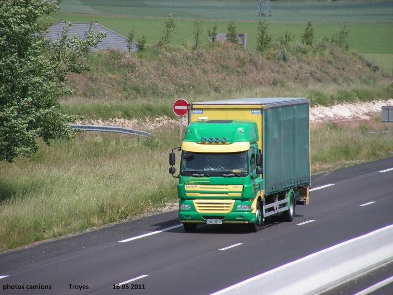 Transports GC (Villiers sur Yonne) (58) Rocad133