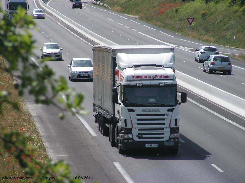 Transports du Perthois (Marolles, 51) Rocad178