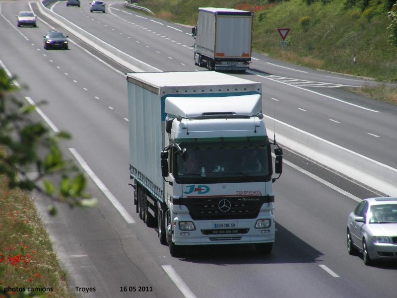 J.D Transports (Cambrai, 59) Rocad179