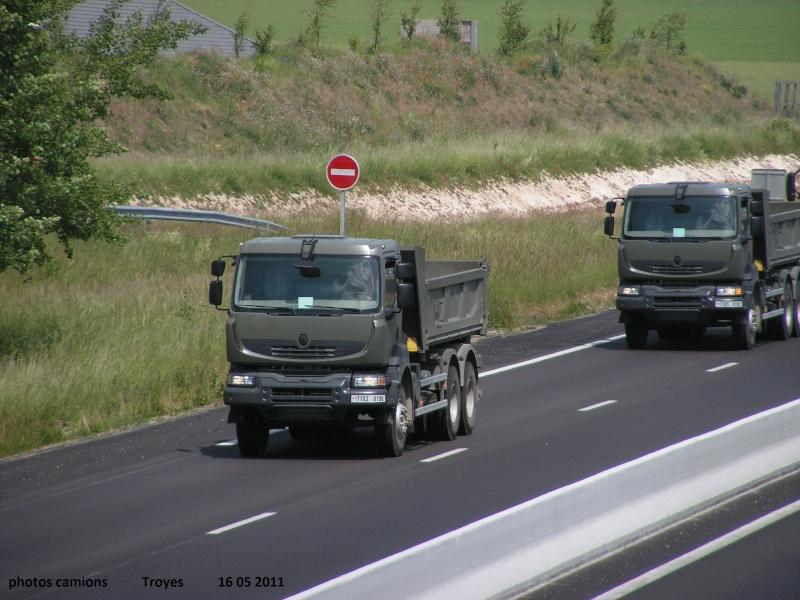 Camions de l'Armée Rocad208