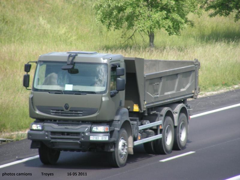 Camions de l'Armée Rocad209