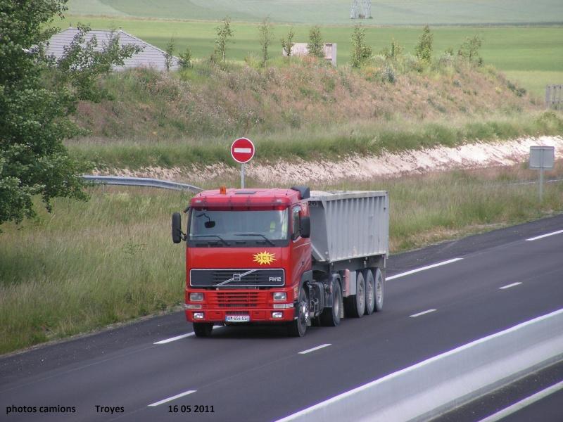 SCT  (Société Coffinet Transports) (Montceaux les Vaudes) (10) Rocad265
