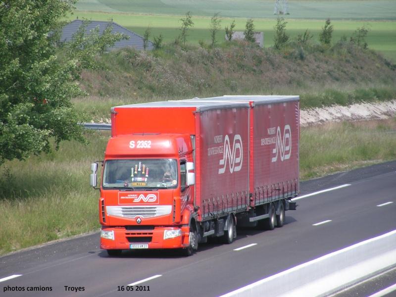 XPO Logistics (anc Dentressangle) (Saint Vallier, 26) - Page 2 Rocad295