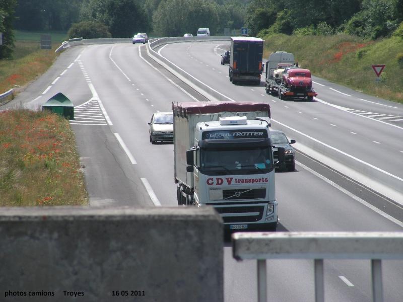 CDV Transports (Argenvieres, 18) Rocad300