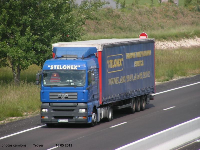 Stelonex. (Sosnowiec) Rocad301