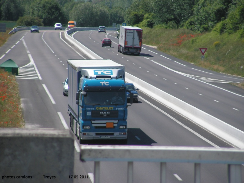 Transports Chatelot (Saint Dizier 52) Rocad362