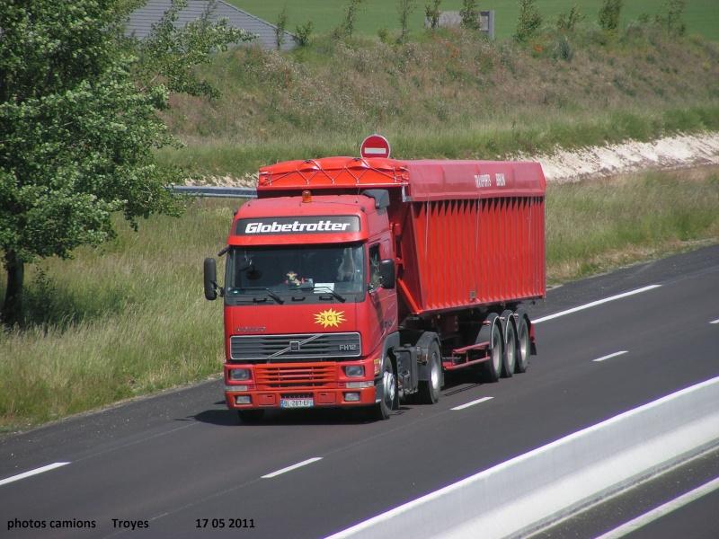 SCT  (Société Coffinet Transports) (Montceaux les Vaudes) (10) Rocad454