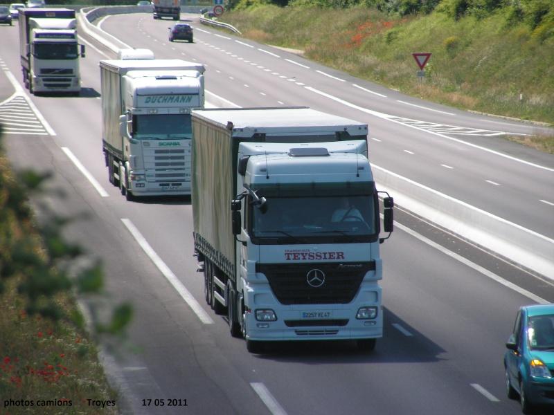 Transports Teyssier (Miramont de Guyenne, 47) Rocad458