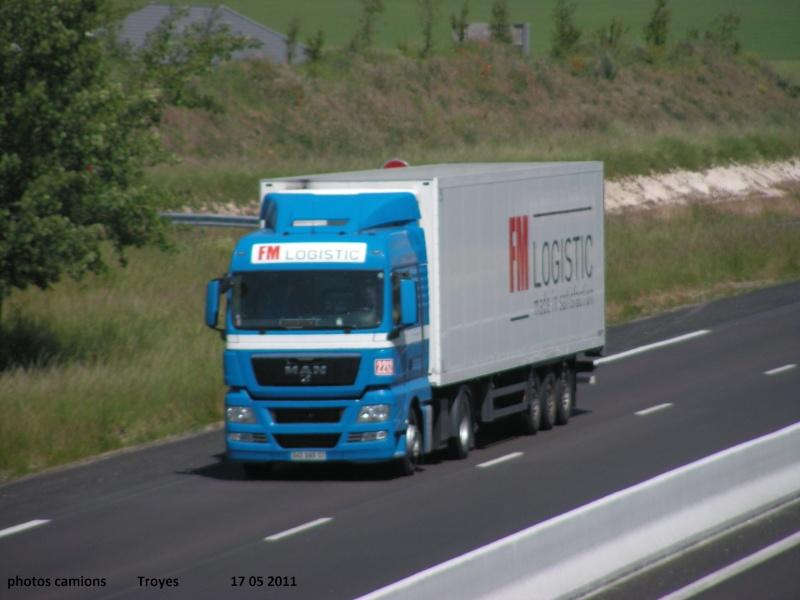 FM Logistic (Faure et Machet Logistic)(Phalsbourg, 57) Rocad467