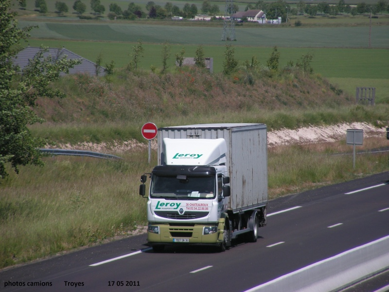 Leroy Transports (Chateauroux, 36) Rocad500