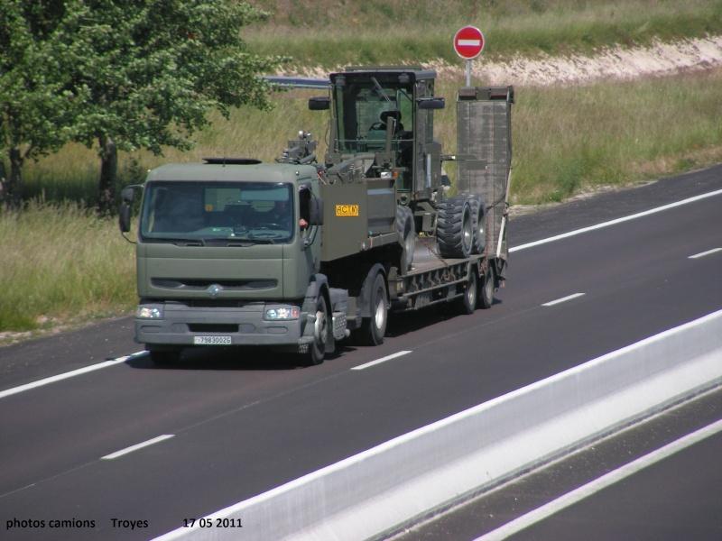 Camions de l'Armée Rocad501