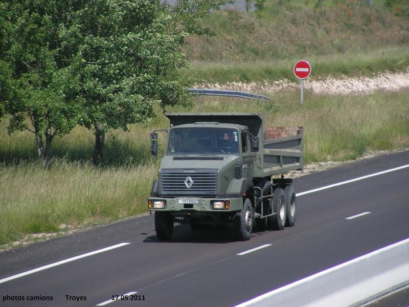 Camions de l'Armée Rocad502
