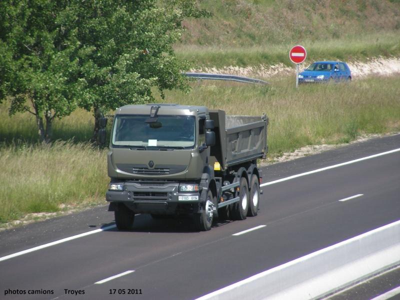 Camions de l'Armée Rocad504