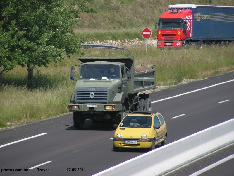 Camions de l'Armée Rocad505