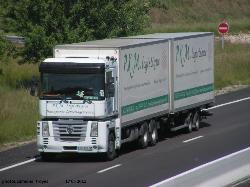 PKM Logistique - Noyon (60) Rocad511