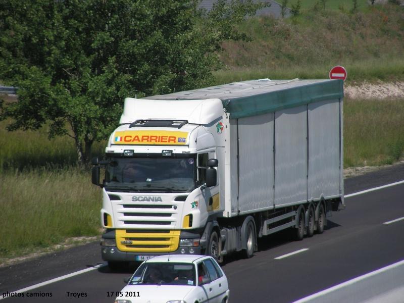 Carrier - Saint Martin du Fresne Rocad524