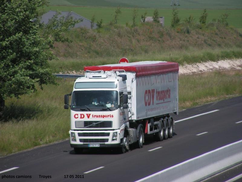 CDV Transports (Argenvieres, 18) Rocad555