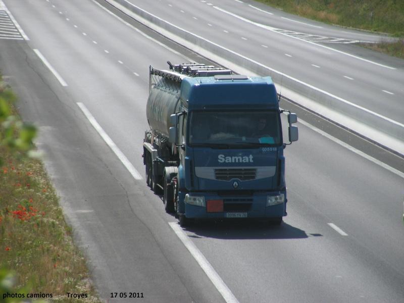 Samat (Vienne, 38) Rocad565
