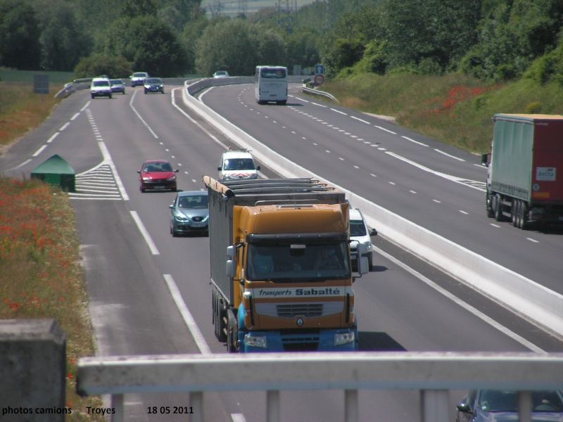 Transports Sabatté (Malesherbes, 45) Rocad580