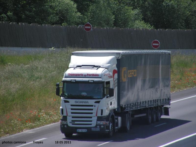 Transports du Perthois (Marolles, 51) Rocad603