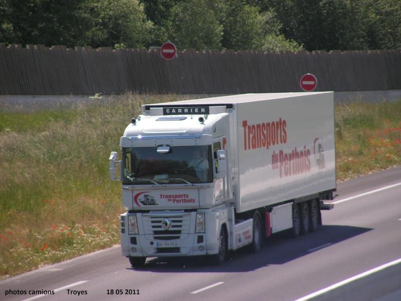 Transports du Perthois (Marolles, 51) Rocad612